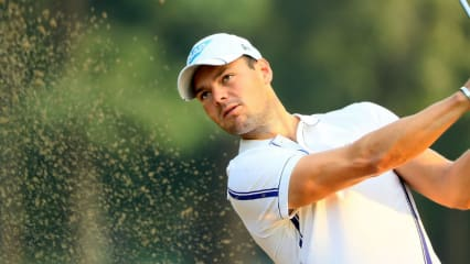 Bei der Italian Open im vergangenen Jahr wurde Martin Kaymer Zweiter. (Foto: Getty)