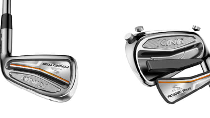Cobra Golfs King Forged Tour Serie. (Foto: Cobra Golf)