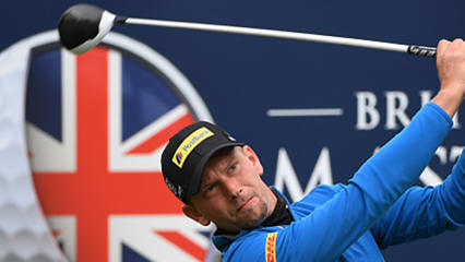 Marcel Siem liegt beim British Masters in den Top 20. (Foto: Getty)