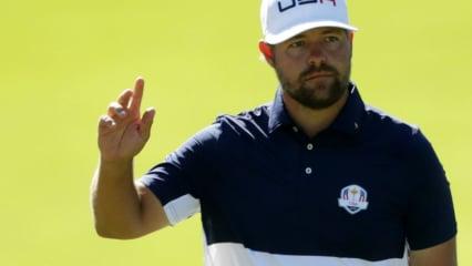 Ryan Moore holte den entscheidenden Punkt für Team USA und sicherte den Sieg im Ryder Cup.