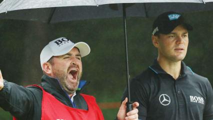 Im chinesichen Regen kam Martin Kaymer in der ersten Runde noch nicht an seine Leistungen von 2011 heran. (Foto: Getty)