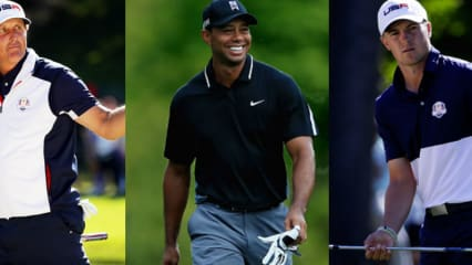 Tiger Woods ist auch in diesem Jahr nicht mehr die Nummer eins, wenn's ums Geldverdienen geht. (Fotos: Getty)