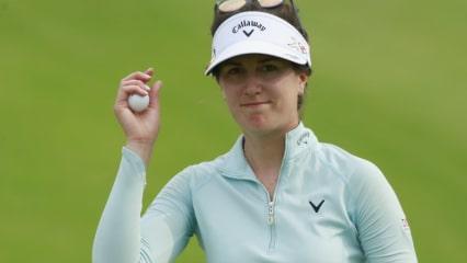 Sandra Gal startet eher durchwachsen in die Sime Darby LPGA Malaysia. (Foto: Getty)