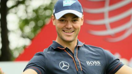 Martin Kaymer kann sich seinen zweiten Sieg bei der WGC - HSBC Champions sichern. (Foto: Getty)