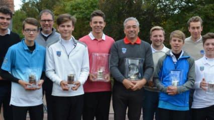 Vierer-Clubmeisterschaften im GC Neuhof