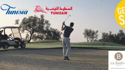 Gewinnen Sie ein Golfwochenende in Tunesien.