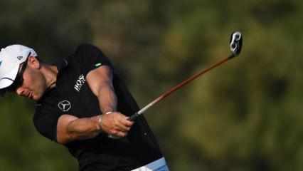 Martin Kaymer reguliert seinen Auftakt und bringt sich bei der DP World Tour Championship in Position. (Foto: Getty)