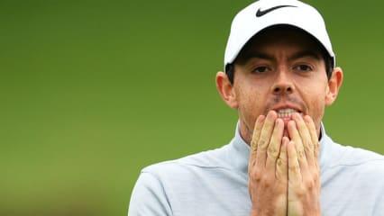 Rory McIlroy hat noch an der Ryder-Cup-Niederlage zu knabbern und fordert ein Umdenken beim Nominierungsverfahren zum Ryder Cup. (Foto: Getty)