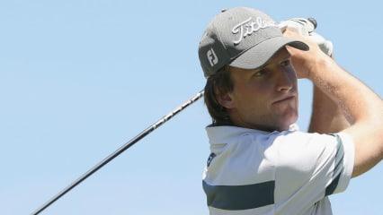 David Klein überzeugt bei der Australian PGA Championship. (Foto: Getty)