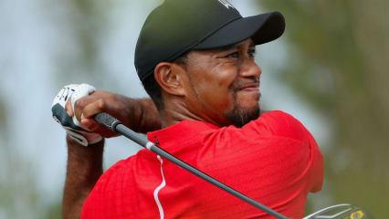 Tiger Woods hinterließ bei seinem Comeback einen guten Eindruck.