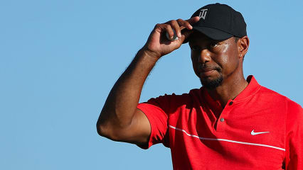 Tiger Woods nach Comeback Back Nine