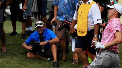 Für Justin Thomas geht es in diesem Jahr steil bergauf. Steht er bei der Sony Open vor seinem nächsten Sieg? (Foto: Getty)