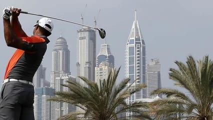Tiger Woods Omega Dubai Desert Classic 2017 Wochenvorschau