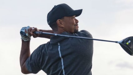Tiger Woods hat sich nach dem Ausstieg von Nike aus der Equipmentbranche für TaylorMade als neuen Ausrüster entschieden. (Foto: Twitter.com @TigerWoods)