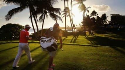 Beim Golfen auf Hawaii die Seele baumeln lassen. (Foto: Getty)