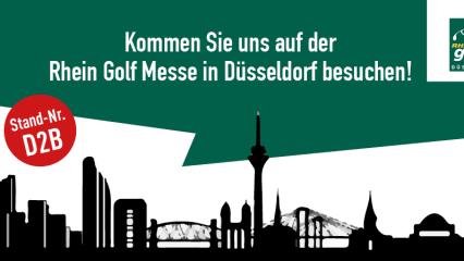 Am 03. März ist es wieder soweit - Die Rheingolf Messe geht in die 19. Runde. Auch Golf Post ist wieder mit einem eigenen Stand vor Ort. ( Foto: Golf Post)