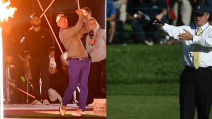 Spektakuläre Events, einfachere Regeln: Was hilft wirklich? Der Golf Post Talk. (Foto: Getty)
