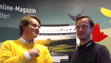 Im Golf Post Talk diskutieren Experten und Redakteure über die wichtigsten Ereignisse der vergangenen Golfwoche. (Foto: Screenshot)