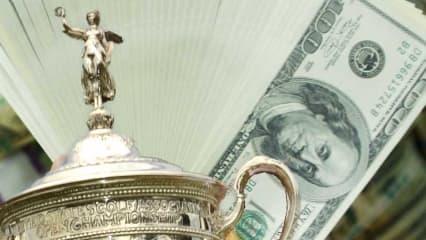 US-Open-Trophae-Geld