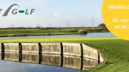Kommen Sie am 08. April 2017 zum Grand Opening im Golfclub West Golf. Foto: Golf Post)
