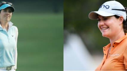 Unterschiedlicher hätten die beiden deutschen Spielerinnen kaum ins ANA Inspiration starten können. (Foto: Getty)