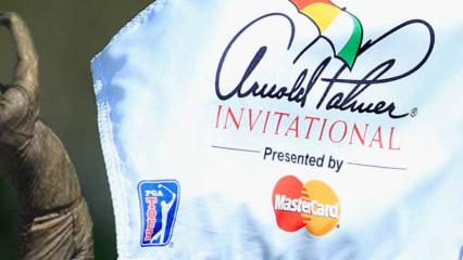Diese Woche findet das erste Arnold Palmer Invitational nach Tod des Namensgebers statt. (Foto: Getty/Twitter @GolfChannel)