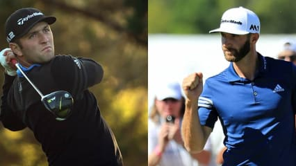 Jon Rahm Dustin Johnson WGC - Dell Technologies Match Play 2017 Viertelfinale Ergebnisse