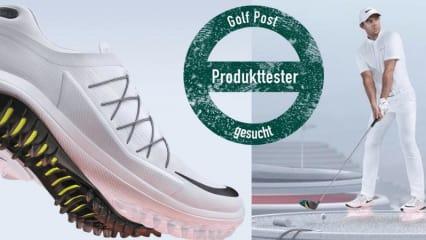 Zehn Golfer bekommen die Chance Rory McIlroys Nike Golfschuhe zu testen. (Foto: Nike)
