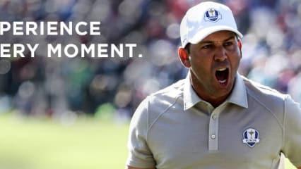 Das emotionalste Turnier der Golfgeschichte findet kommendes Jahr in Frankreich statt und wir sagen Ihnen wo Sie die Tickets bekommen. (Foto: Twitter @RyderCupEurope)