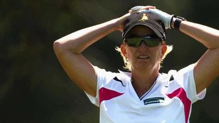 Auch das Spielen mit fortgeschrittenen Golfern sollte für Anfänger nicht zur Zerreißprobe werden. (Foto: Getty)