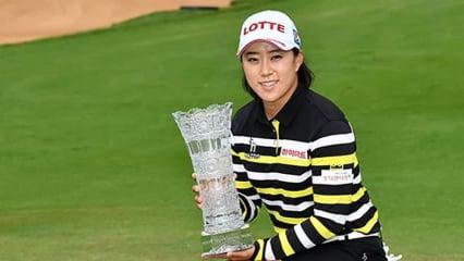 World Ladies Championship 2017 Siegerin Hae Rym Kim