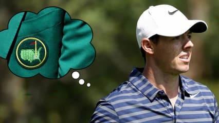 Back Nine Rory McIlroy nicht komplett ohne Green Jacket