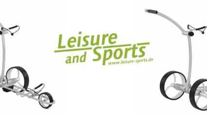 Sie haben die Möglichkeit Ihren passenden Elektro-Trolley von Leisure & Sports anzufragen. (Foto: Leisure & Sports)
