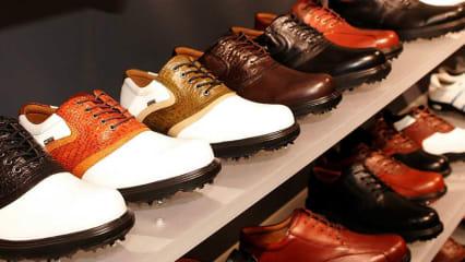 Ecco hat sich vom dänischen Familienbetrieb zu einem der größten Ausrüster der PGA Tour entwickelt. (Foto: Getty)
