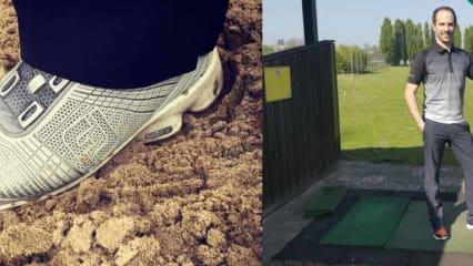 Der Test der Hyperflex II Golfschuhe von FootJoy ist zu Ende und die beiden Golf Post Produkttester geben Ihr Einschätzung. (Foto: Johannes Martin Wagner/Stefan Gall)