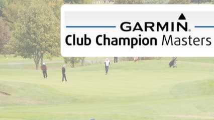 Garmin Club Champion Masters 2017: Sei mit Deinem Golfclub dabei! (Foto: Deutsche Golf Marketing)