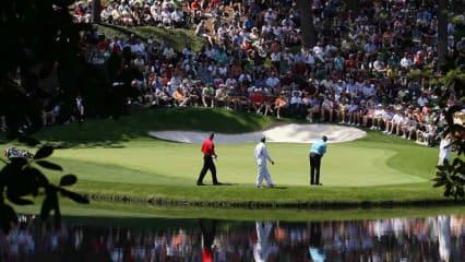 Das Masters 2017 ist das Thema im heutigen Golf Post Talk. (Foto: Getty).