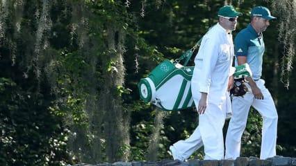 US Masters 2017 Sieger Sergio Garcia Blick ins Bag - Das Equipment zum Majorsieg