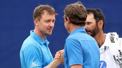 Zurich Classic 2017 Tee Times Finale Jonas Blixt Cameron Smith