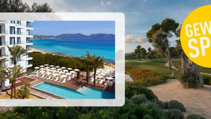 In dieser Woche können Sie vier Übernachtungen für zwei Personen inkl. drei Greenfees auf Mallorca gewinnen. (Foto: Golf Post)