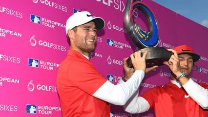 GolfSixes 2017 Ergebnisse Tag 2 Finale Sieger Dänemark