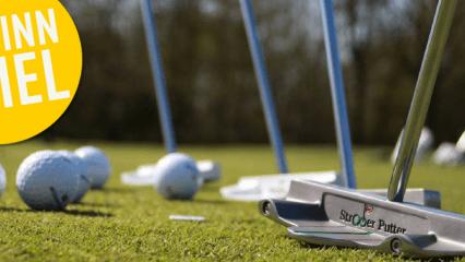 Jetzt einen Oversize-Putter von Straighter Putter bei Golf Post gewinnen!