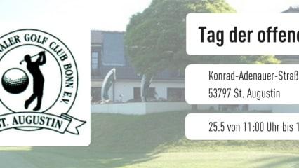 Tag der offenen Tür im Internationalen Golf Club Bonn e.V.
