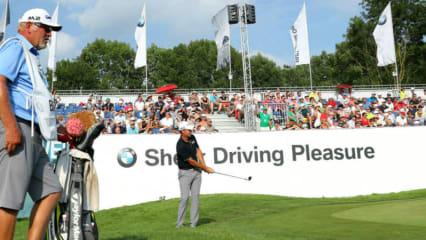 Die BMW International Open ging in München zu Ende. Golf Post war natürlich vor Ort. (Foto: Getty)