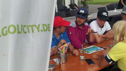Das Mittsommer-Platzreife-Event bei GolfCity - Golf Post war dabei. (Foto: Golf Post)