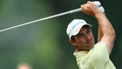 Nach einer starken Auftaktrunde bei der Open de France landet Florian Fritsch in den Top 5. (Foto: Getty)