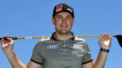 Joel Girrbach gewinnt die Swiss Challenge 2017. (Foto: Getty)