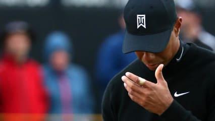 Tiger Woods begibt sich auf Entzug. (Foto: Getty)