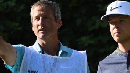 Alexander Knappe ist zum Auftakt der Scottish Open bester Deutscher im Feld.