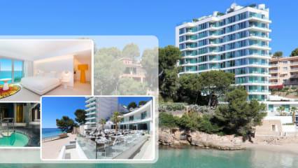 Das IBEROSTAR Grand Hotel Portals Nous - ein Designerhotel an der Küste von Portals Nous, in dem alle Ihre Wünsche vom persönlichen Traumurlaub wahr werden. (Foto: Golf Post)